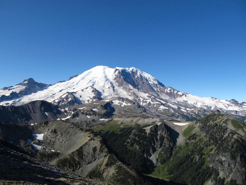 Mt Rainier Ptarmigan Adventure!  Periodic Wanderings