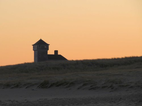 Dawn at Race Point