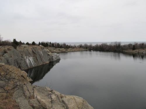 Halibut Point SP Quarry