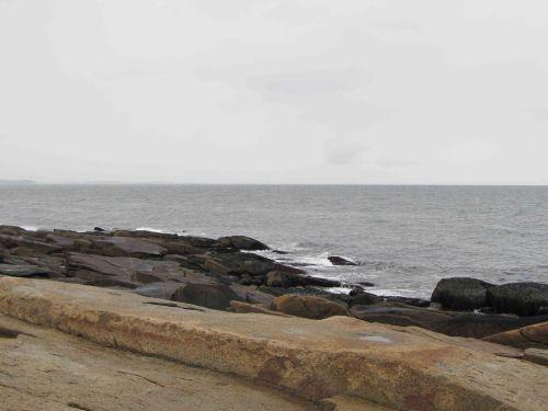 Rocks at Halibut Point
