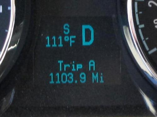 111 F