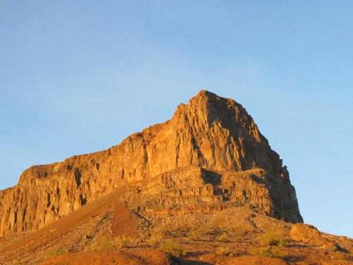 Western AZ at sunrise