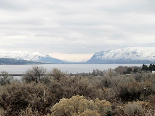 Winter Columbia River