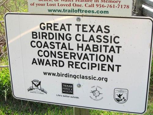 Birding Classic Conservation