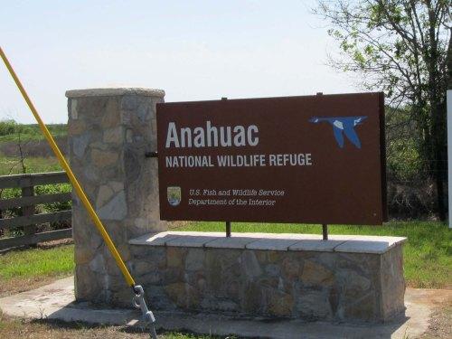 Anahuac NWR