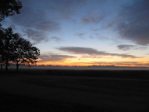 Pre Dawn at Attwater