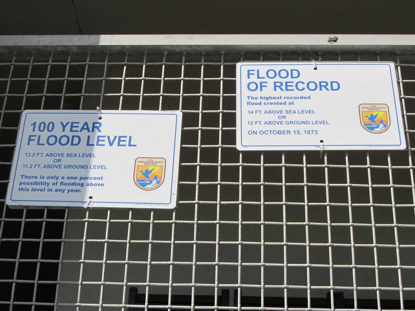 flood signs