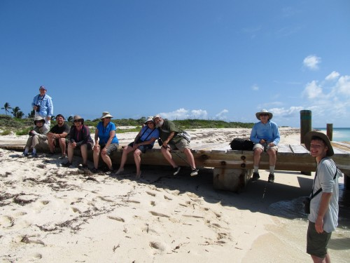 Part of Group at Loggerhead