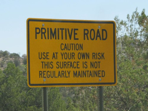 Primitive Road