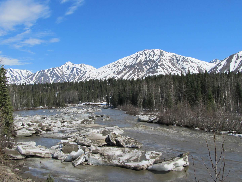 River Breakup