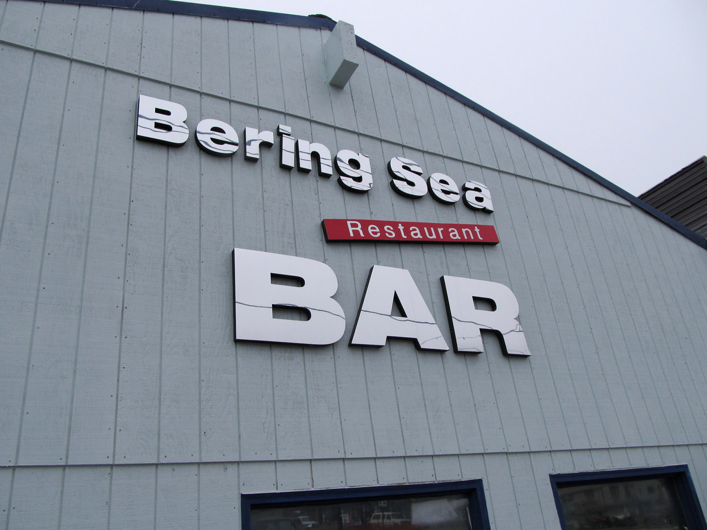 Bering Sea Bar